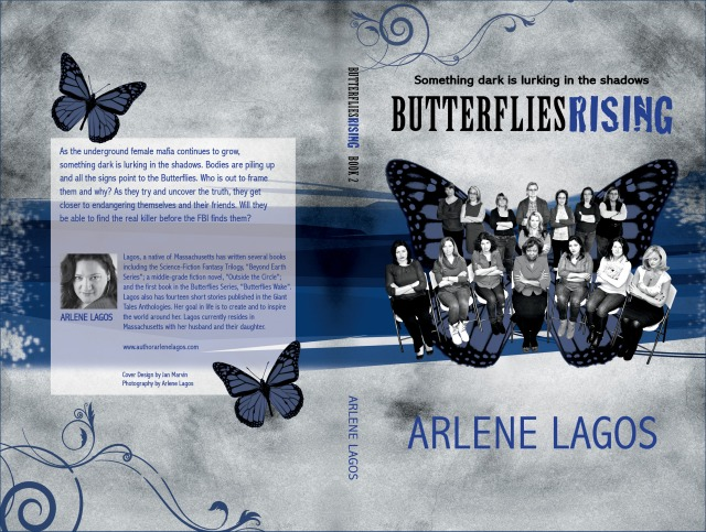 Butterflies Rising Book cover